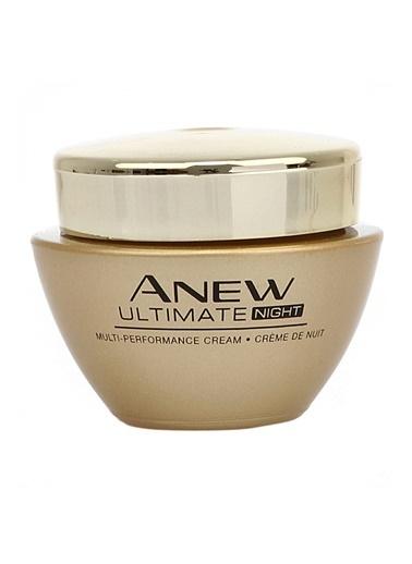 Avon Anew Ultimate Multi-Performance Gece Kremi 50 Ml Renksiz